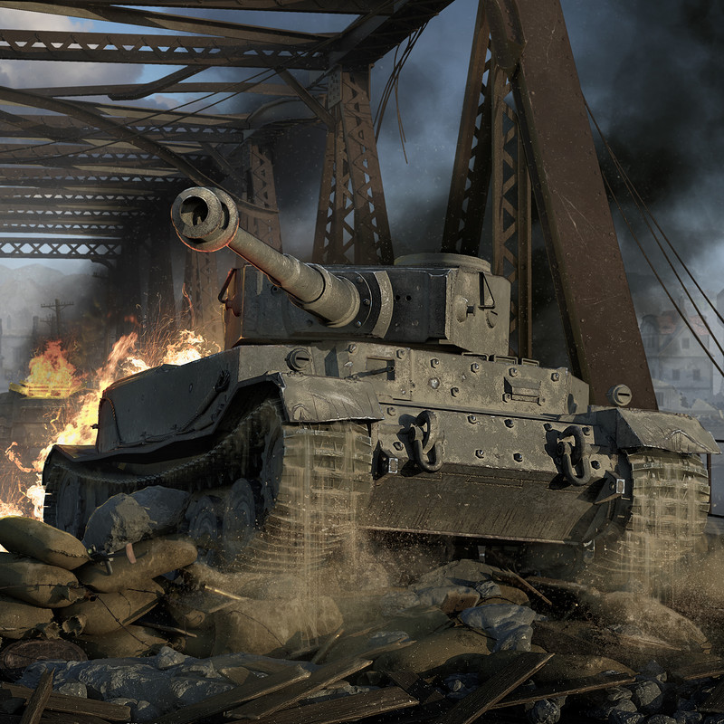 PZ.VI Tiger P.