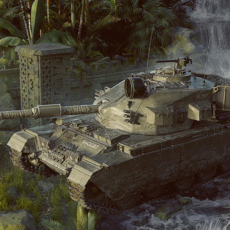Centurion Action X.