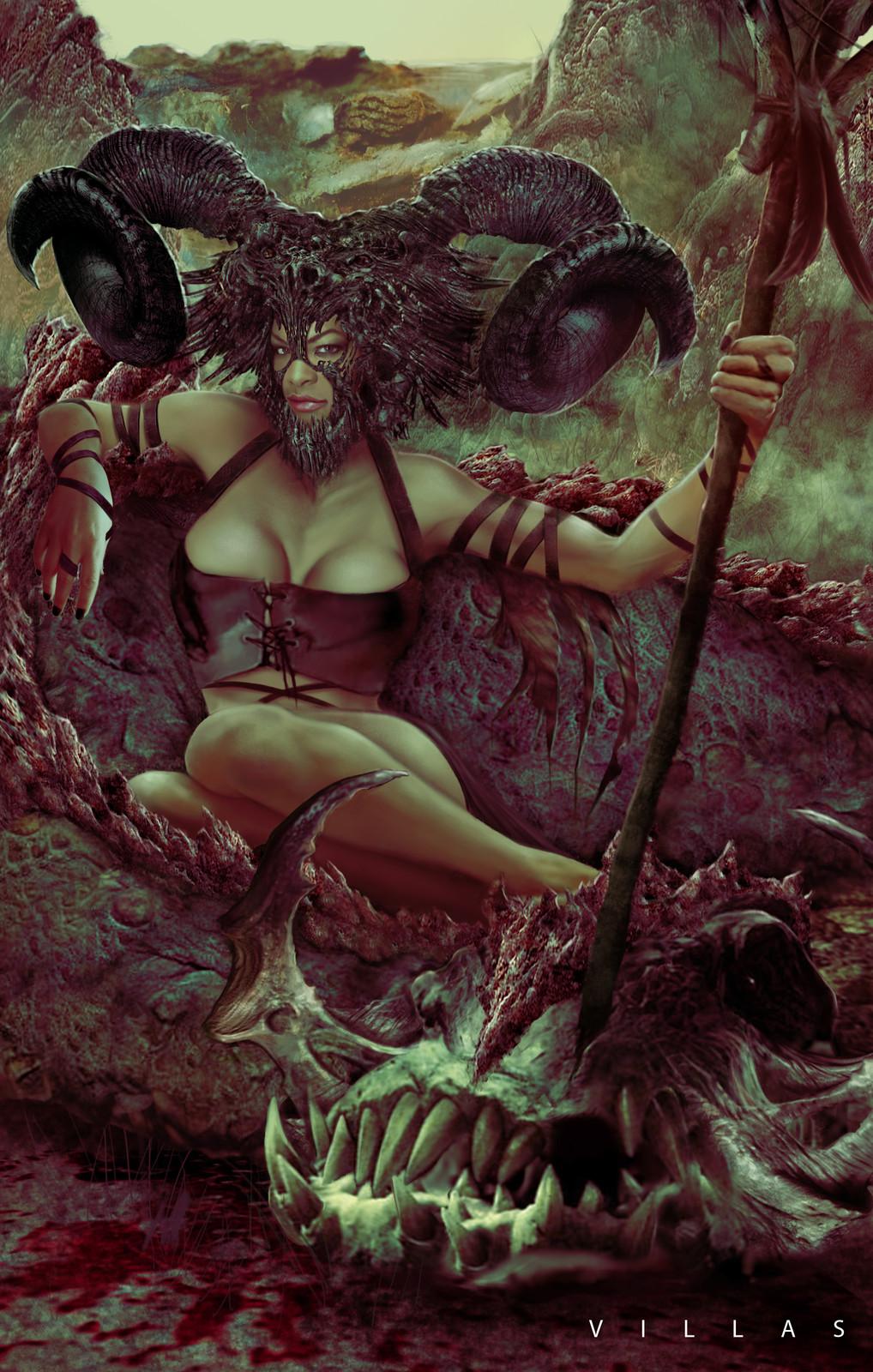 AMAZON & CREATURE