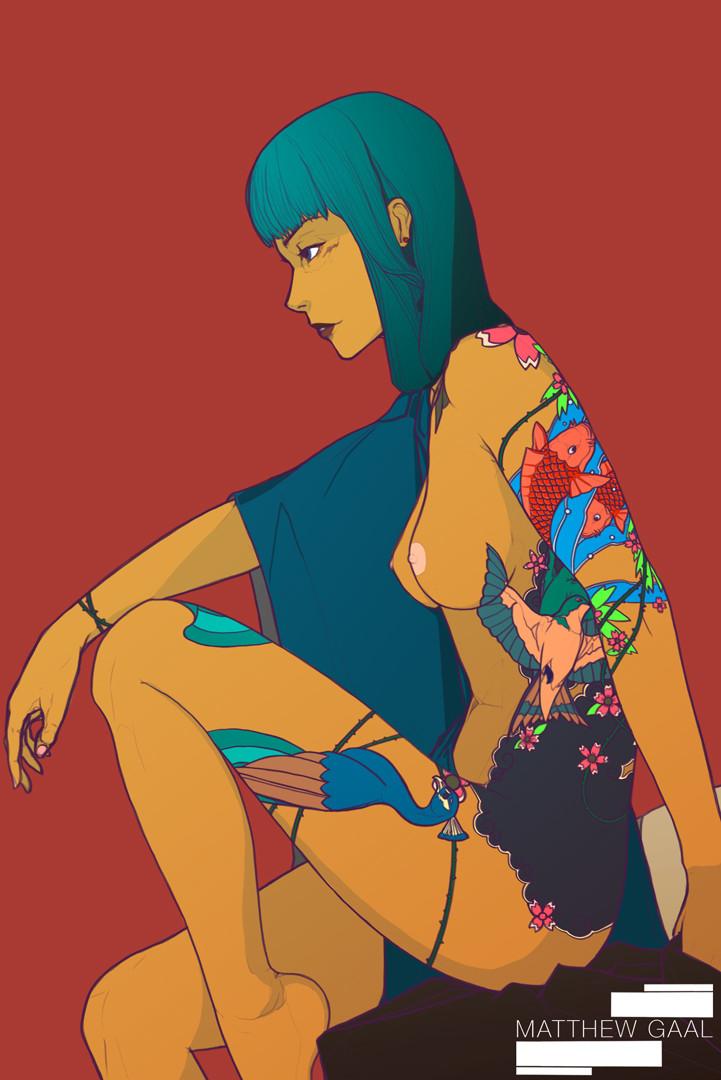 Matthew gaal tattoo