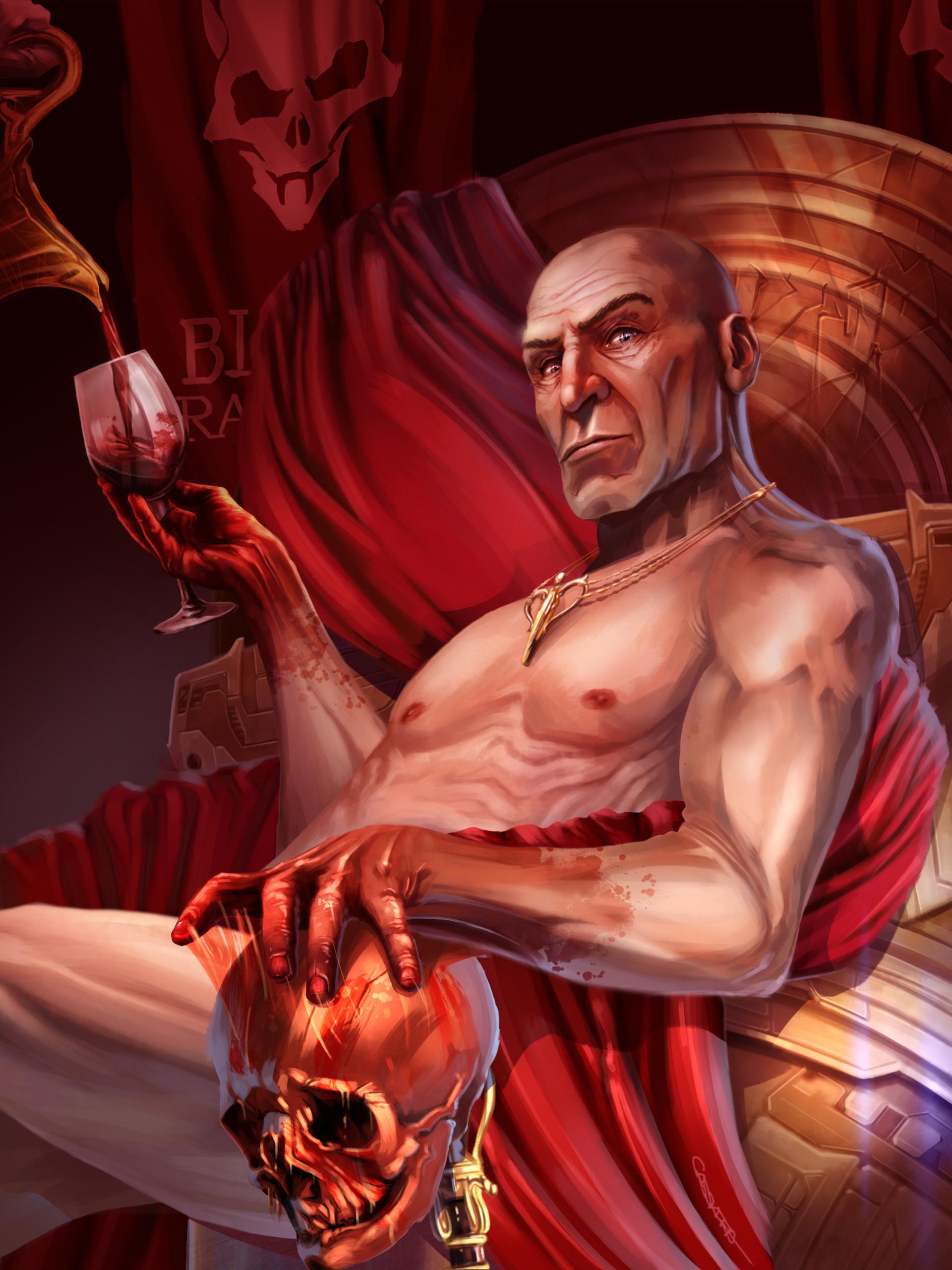 Gabriel cassata bloody omir final hi res