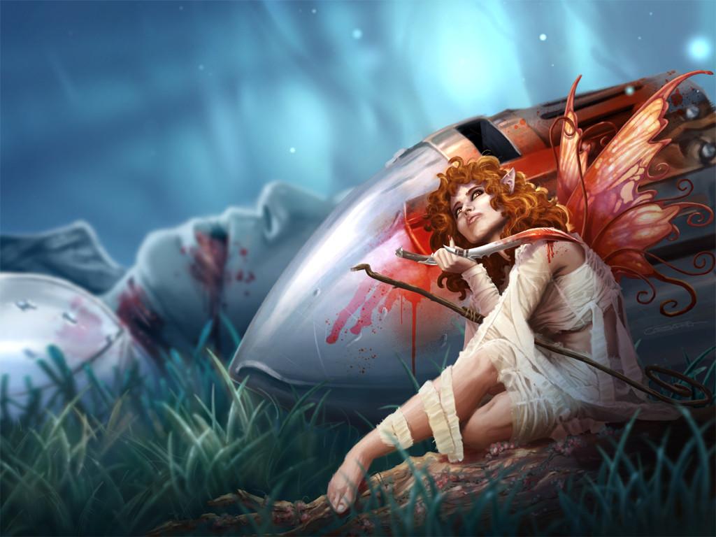 Faerie Bloodletter