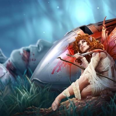 Gabriel cassata faerie bloodletter lo res