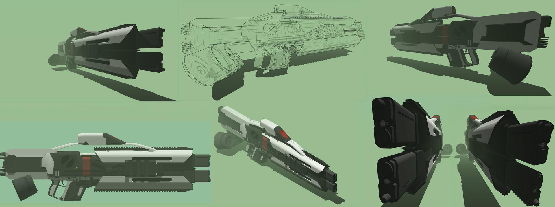 Cristian bruno lai type heavy machinegun