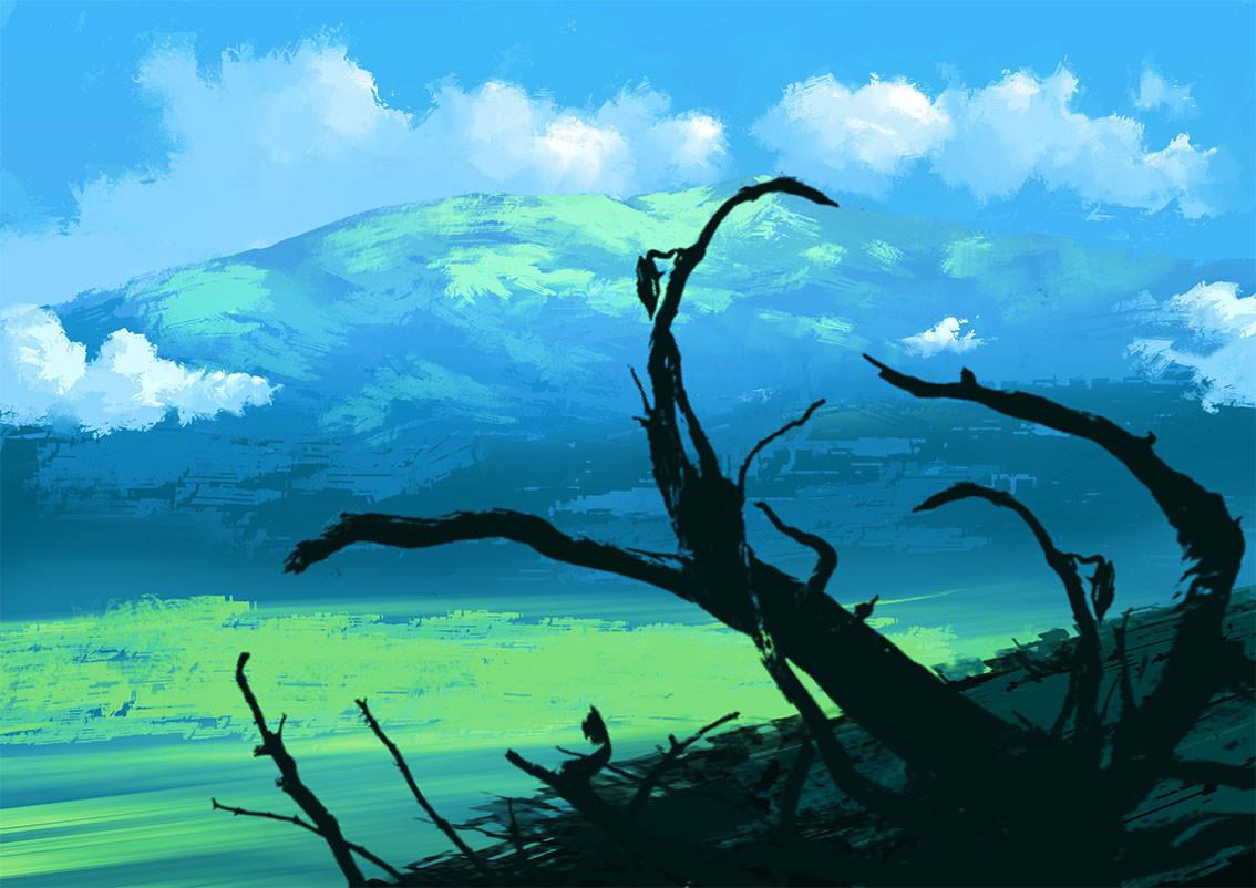 Emrullah cita green mountain