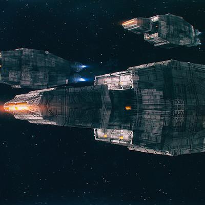 Kresimir jelusic 75 231215 at at intergalactic division ps
