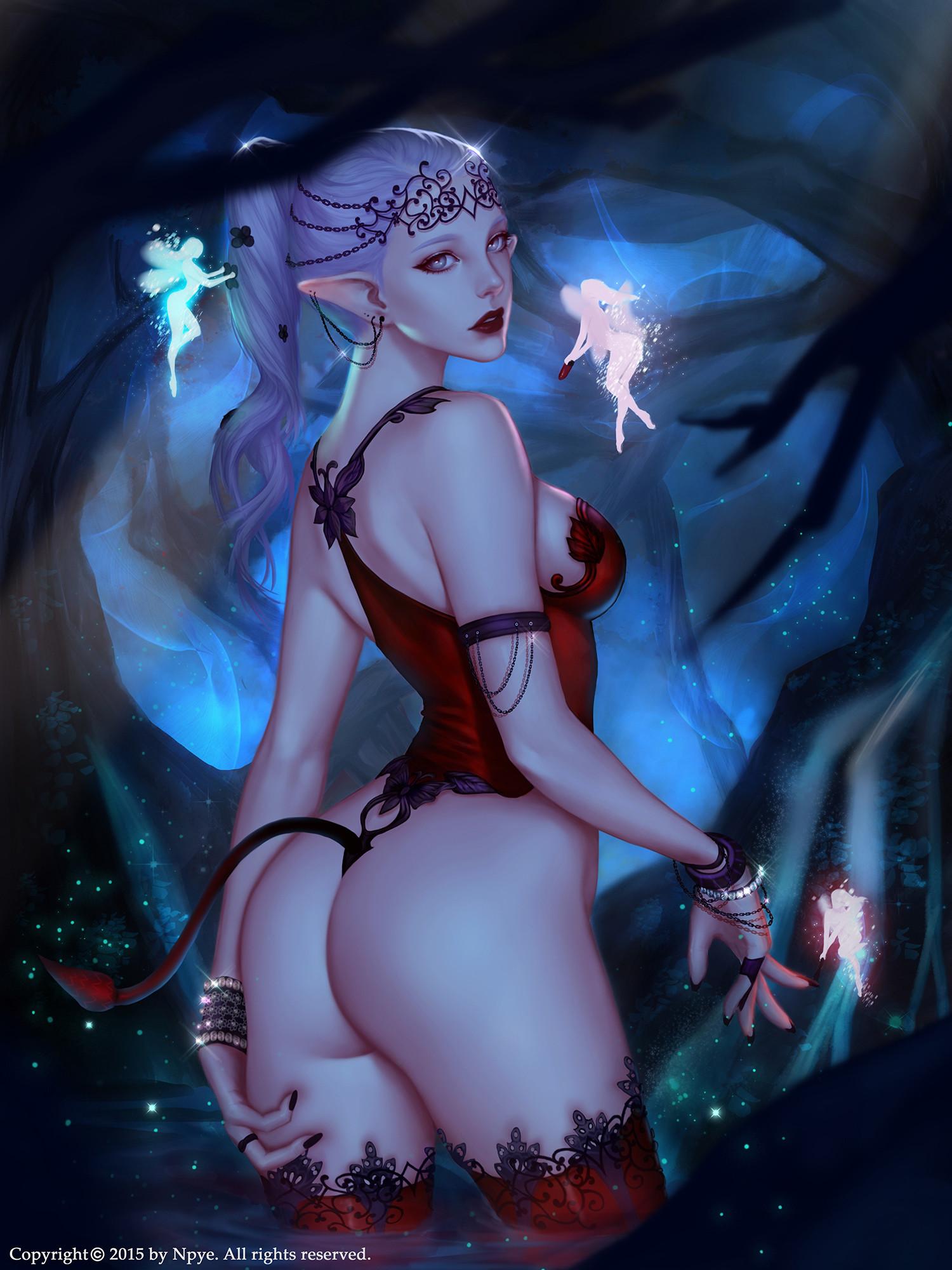 Dark fairy porn wallpaper hentay picture