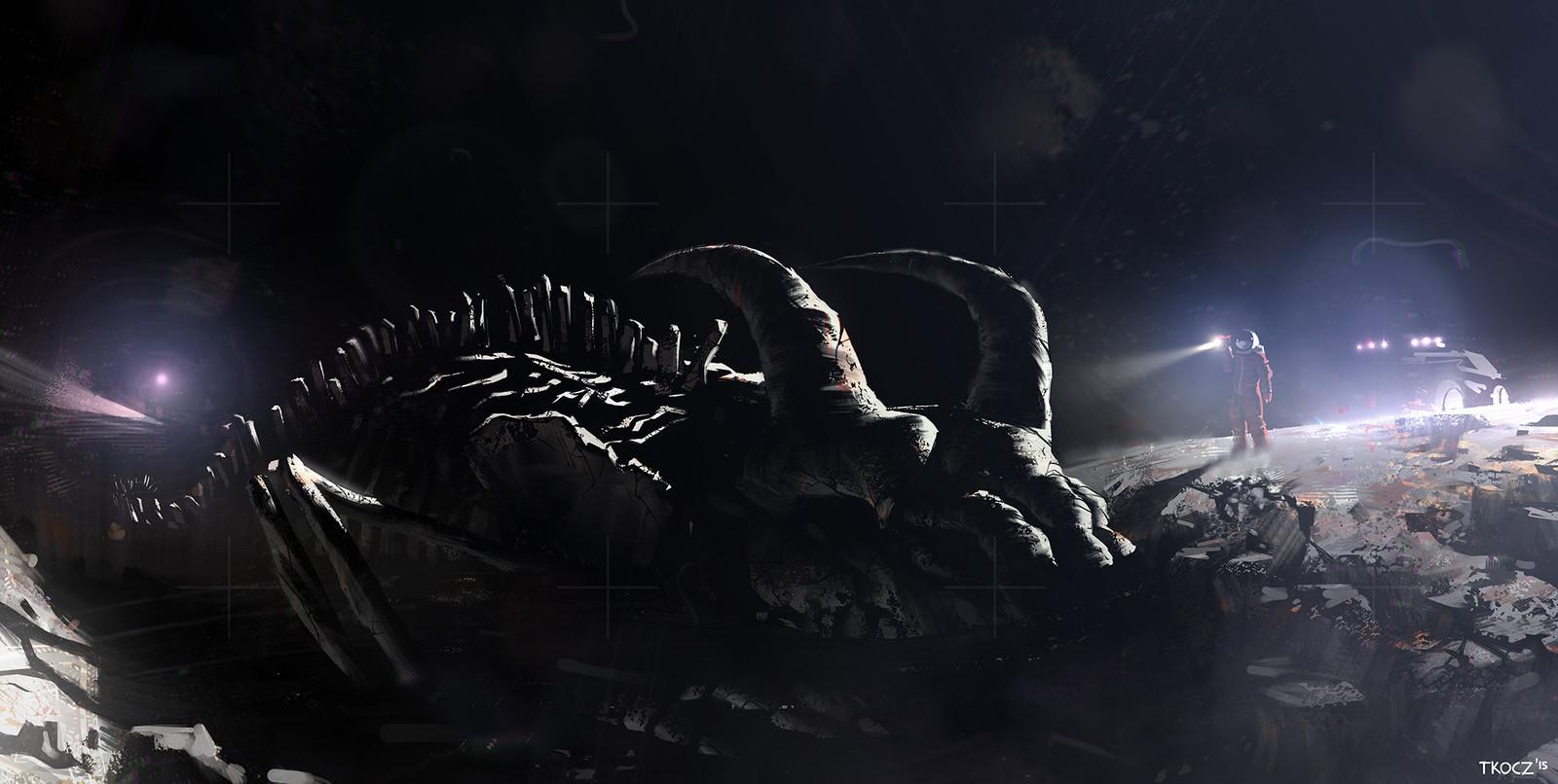 Lunar Archeology