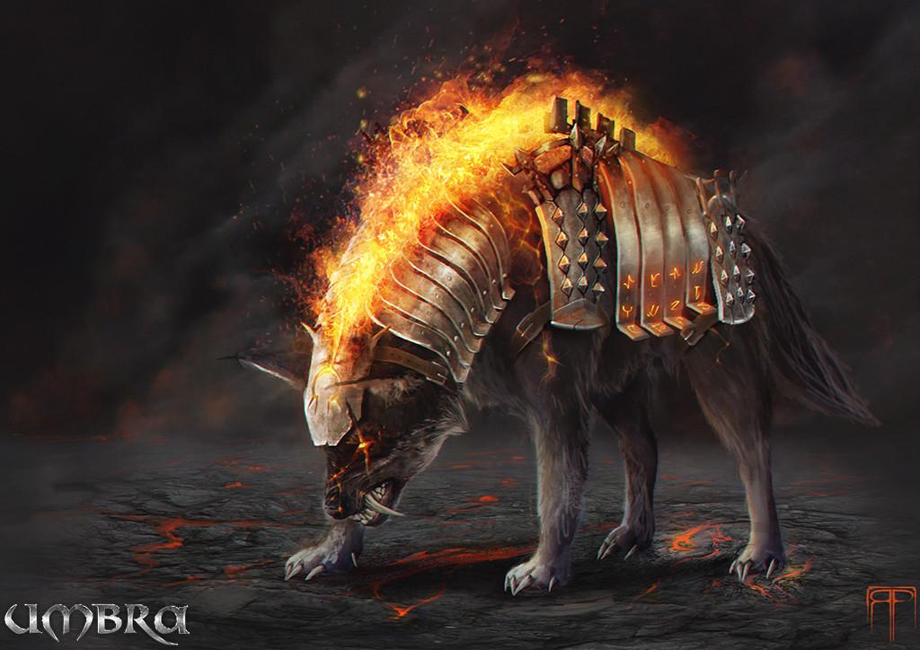 Romain pommier dark wolffond