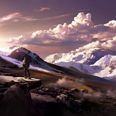 Dmitriy kuzin mountain 1080