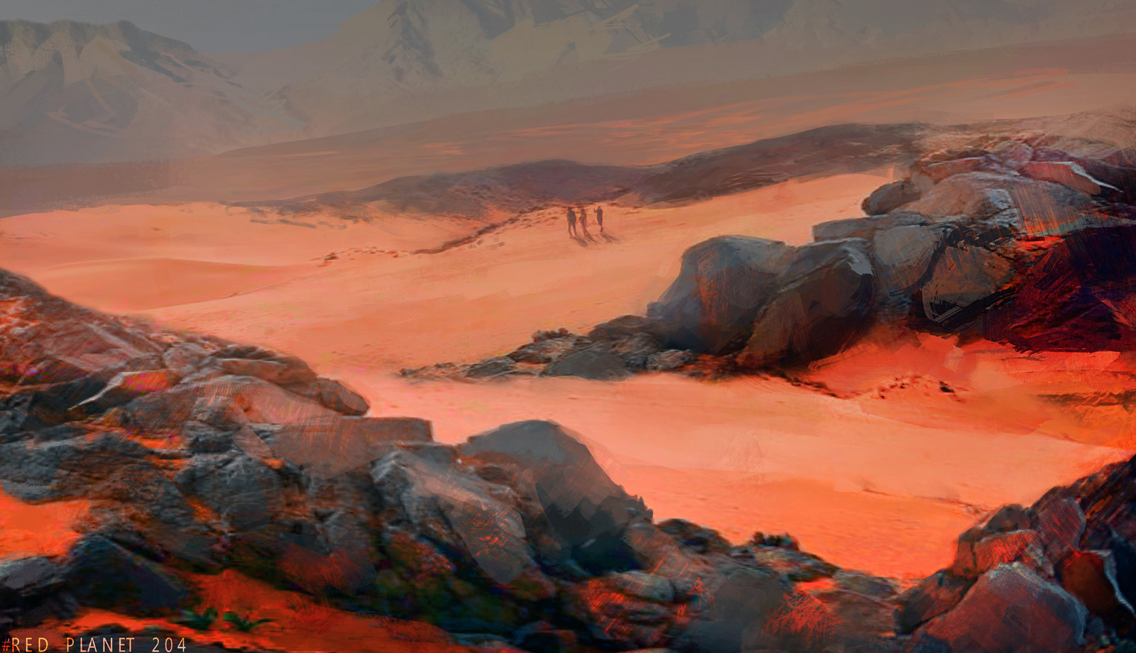 Red planet 204