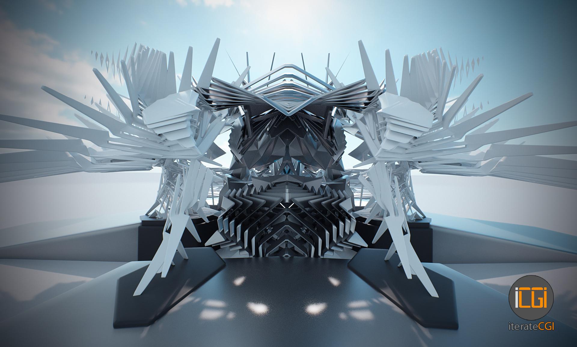 Johan de leenheer generative 3d symmetries 5