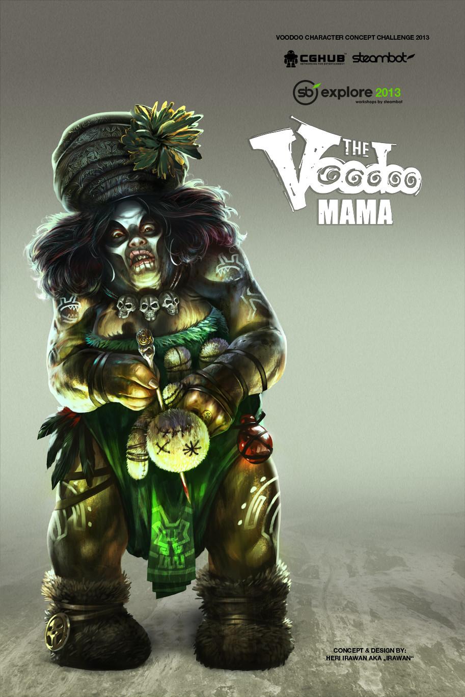 Heri irawan voodoo mama02