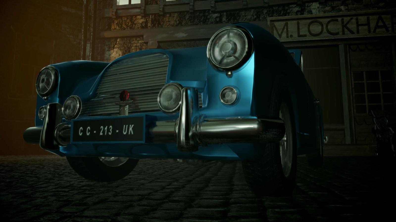 Aston Martin db2/4 Drophead 1955