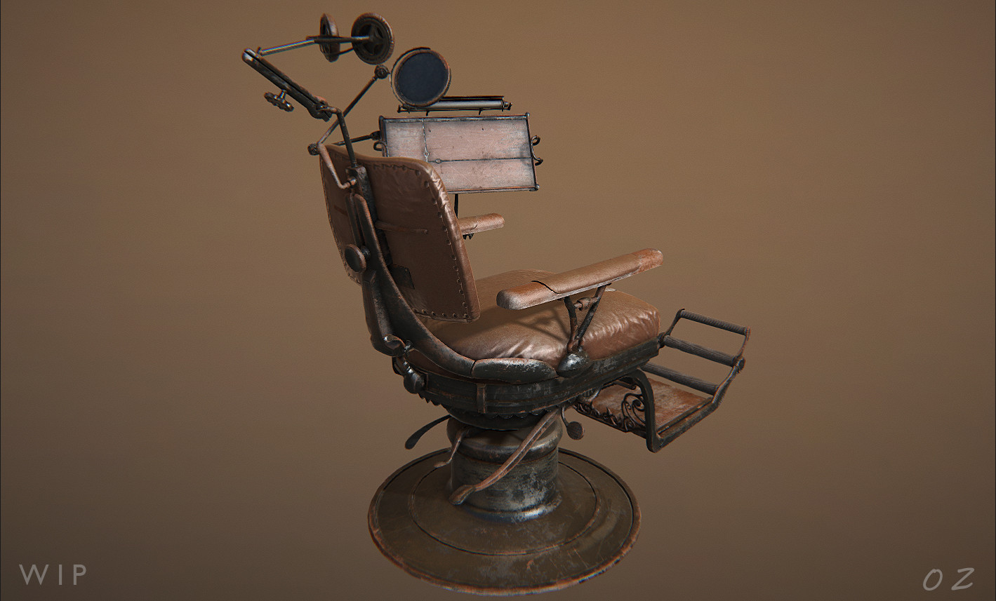 image gallery steampunk chair