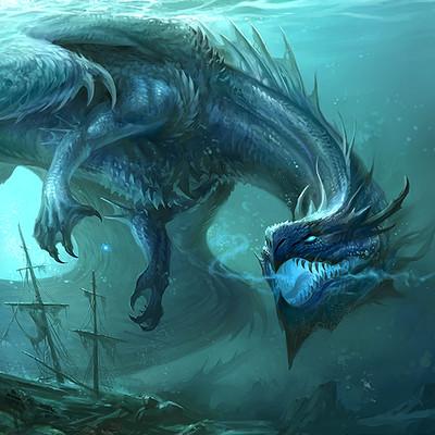 Sandara tang blue dragon v2