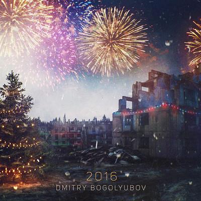 Dmitry bogolyubov new year 2016