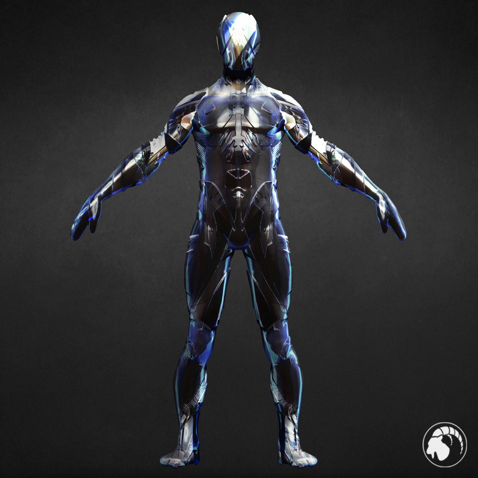 Space suit concept #2