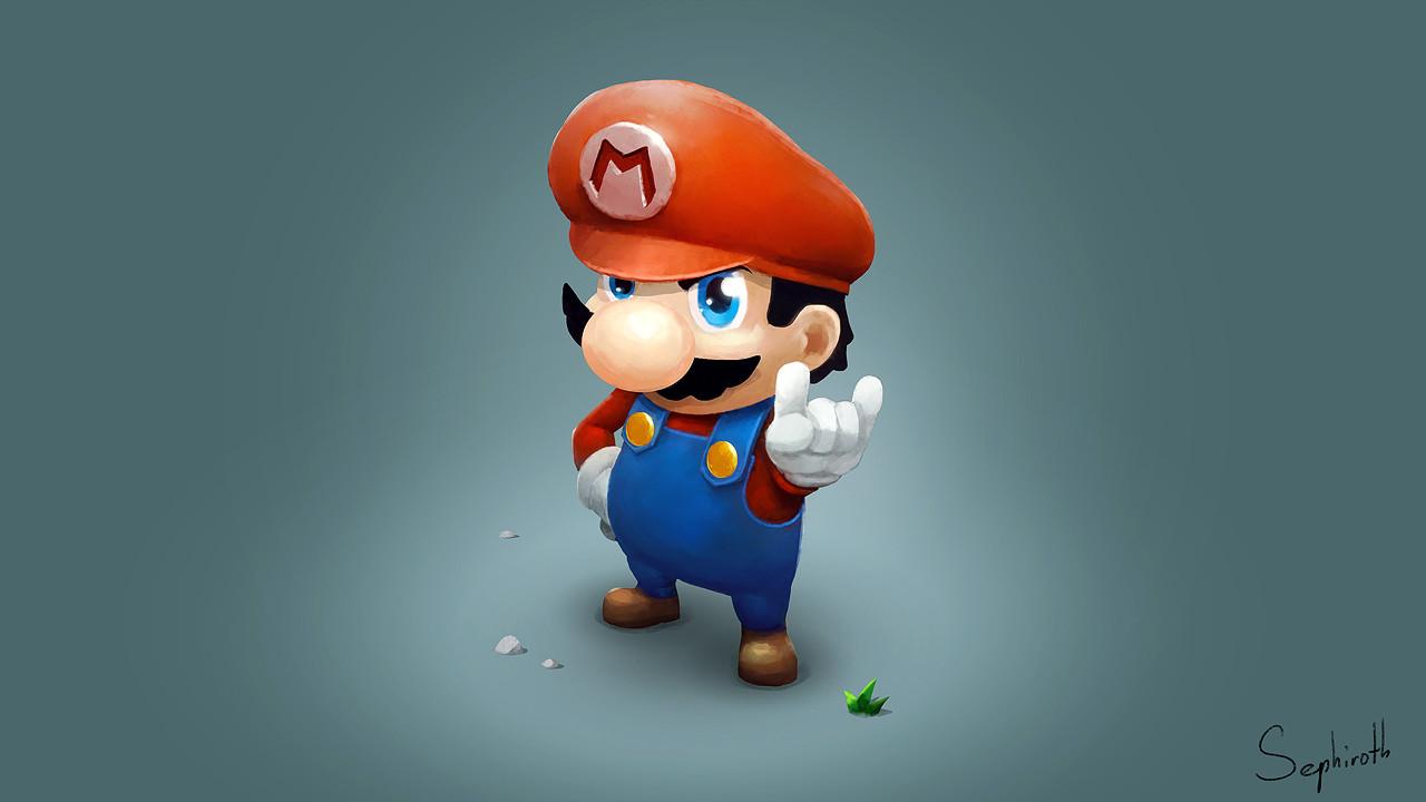 Super Mario |Fanart#8