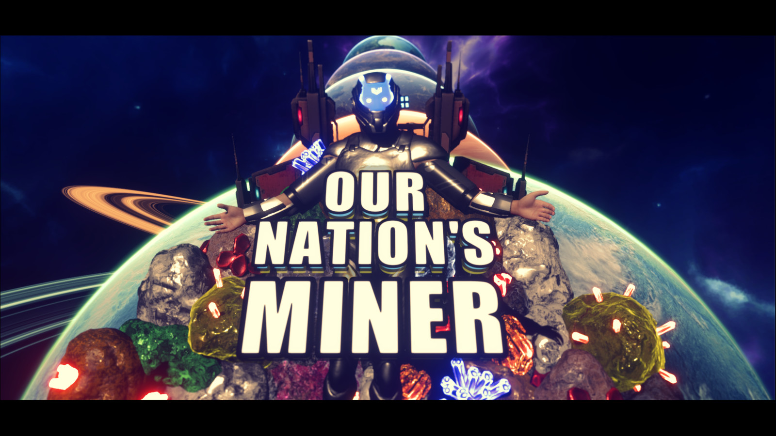Game Cover for Our Nation's Miner
