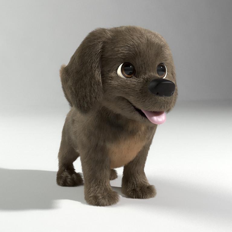 Thales simonato puppy v3 a