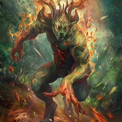 Vasilyna holod elemental demi