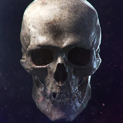 Alex v skull