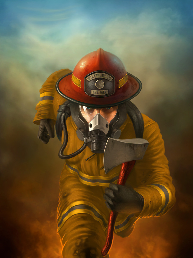 George patsouras firefighter