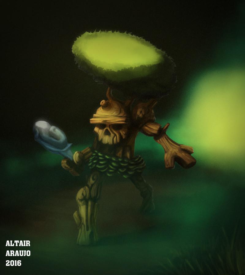 Altair araujo treeant
