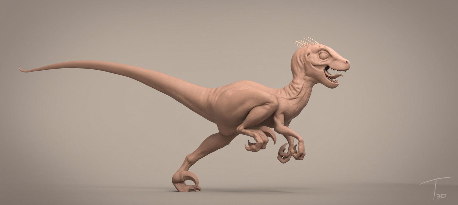 Raptor Clay