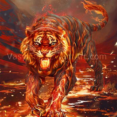 Vasilyna holod fire tiger veb