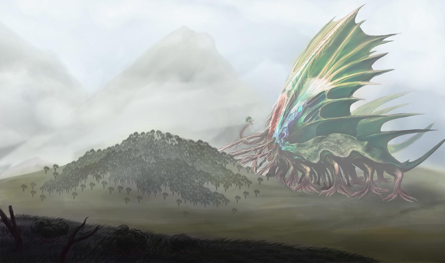 Orm irian giant09