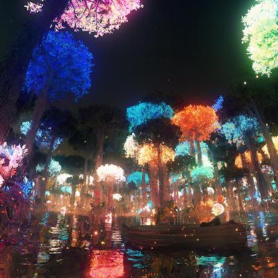 Yuya takeda glowingtreesfinal color 2