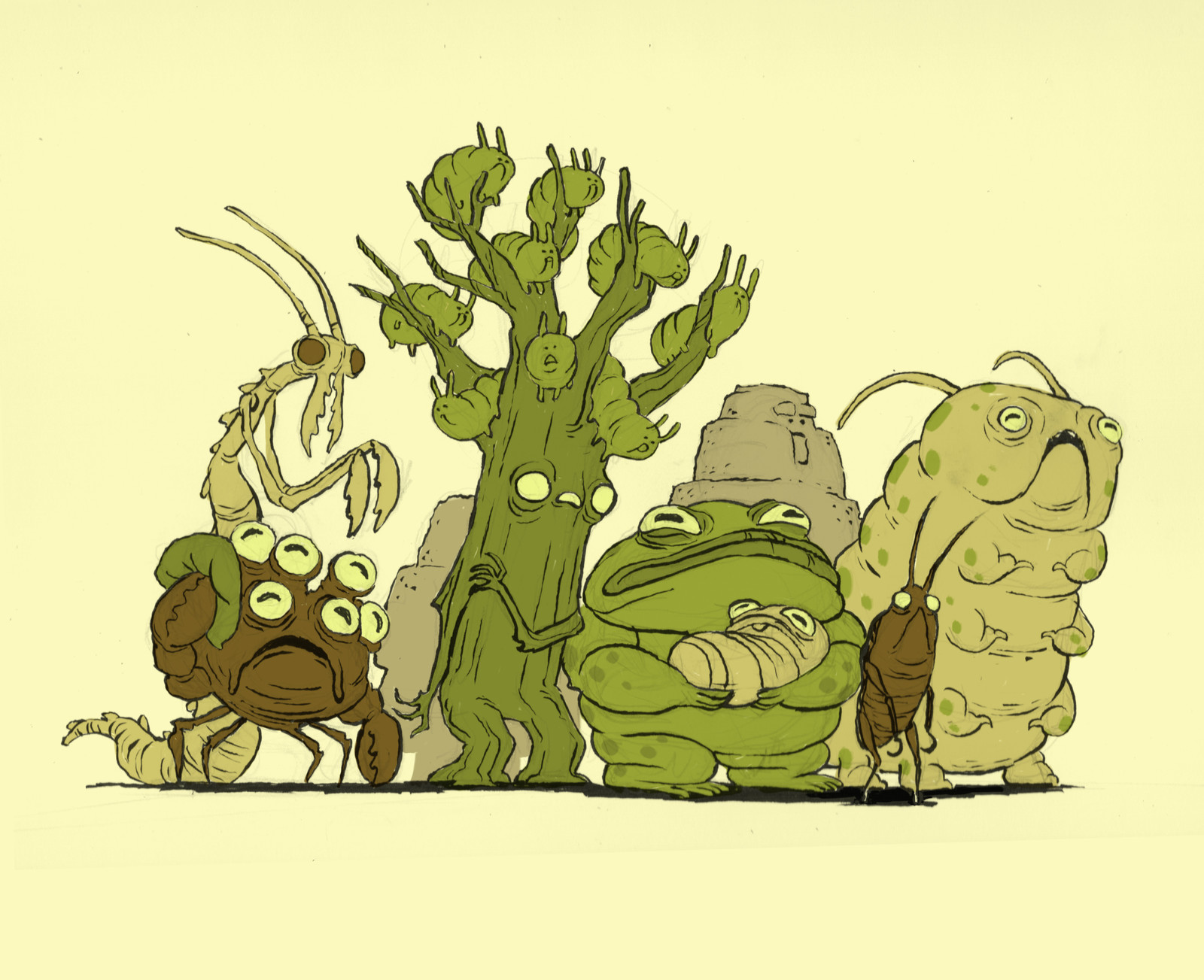 Sick Creatures