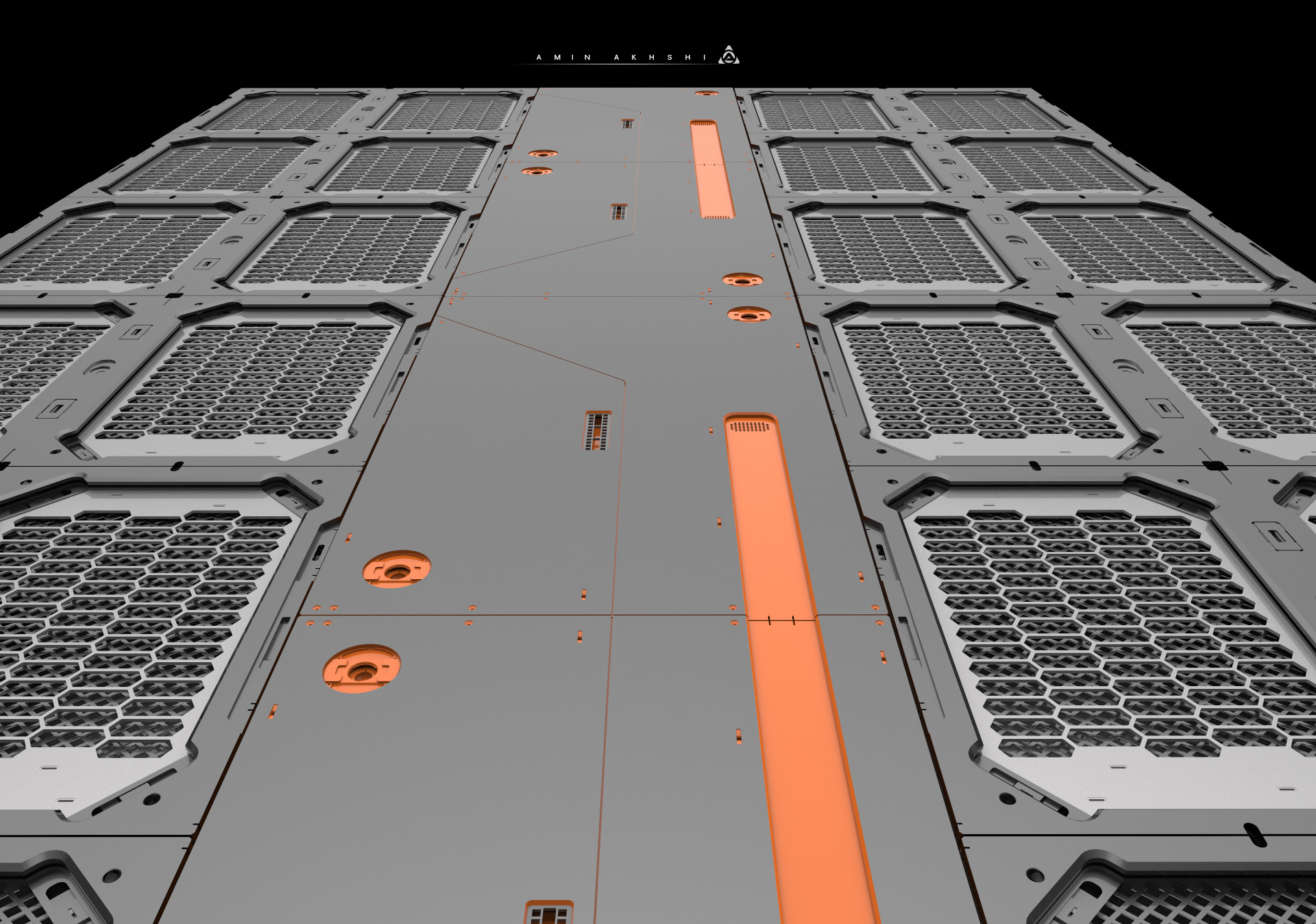 Amin akhshi sci fi floor panels 006