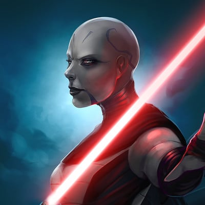 William nunez asajj ventress final