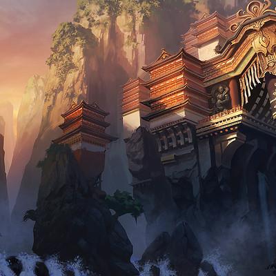 Zhao zhixian temple2