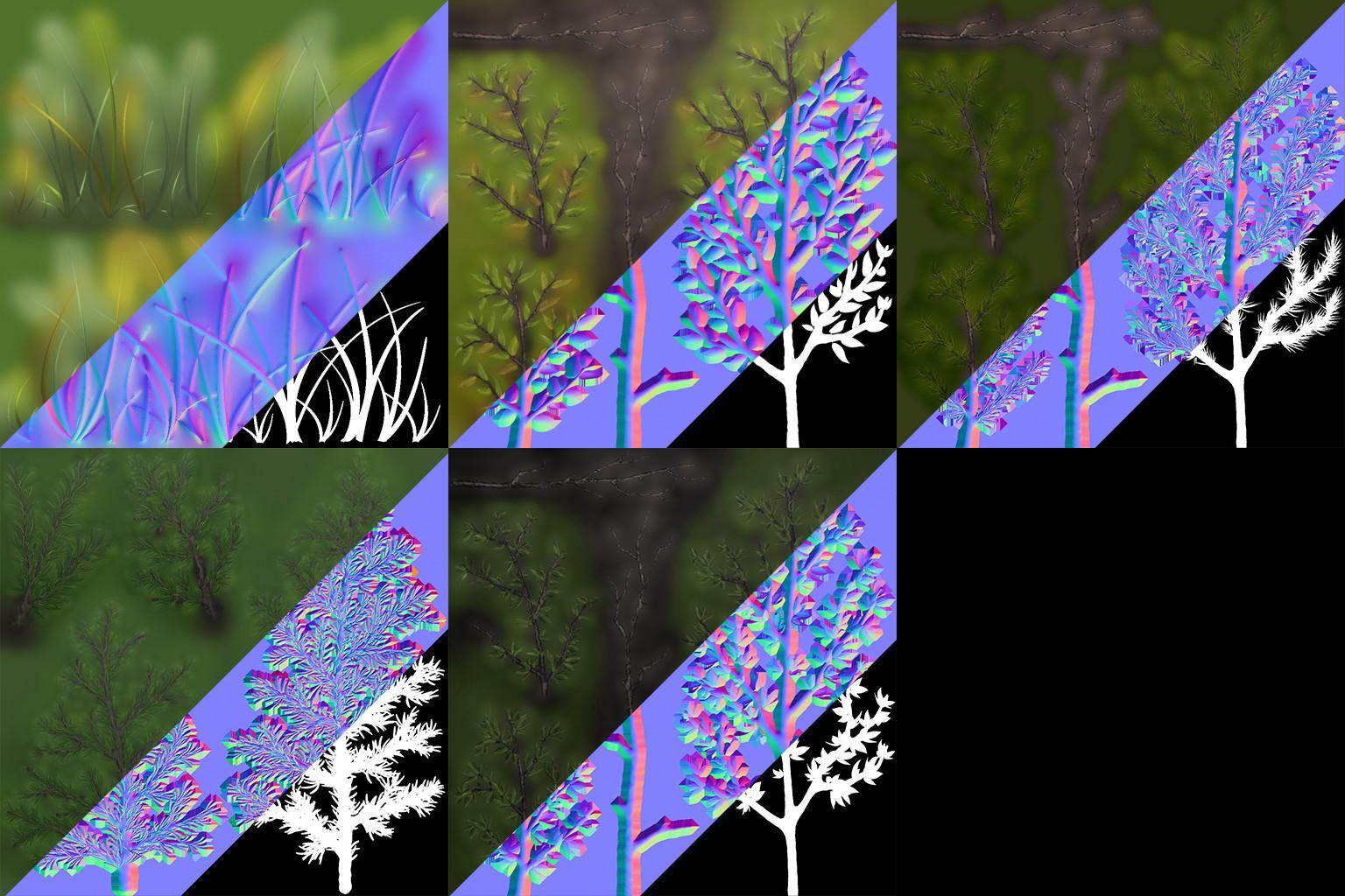 Waqas iqbal foliagetextures