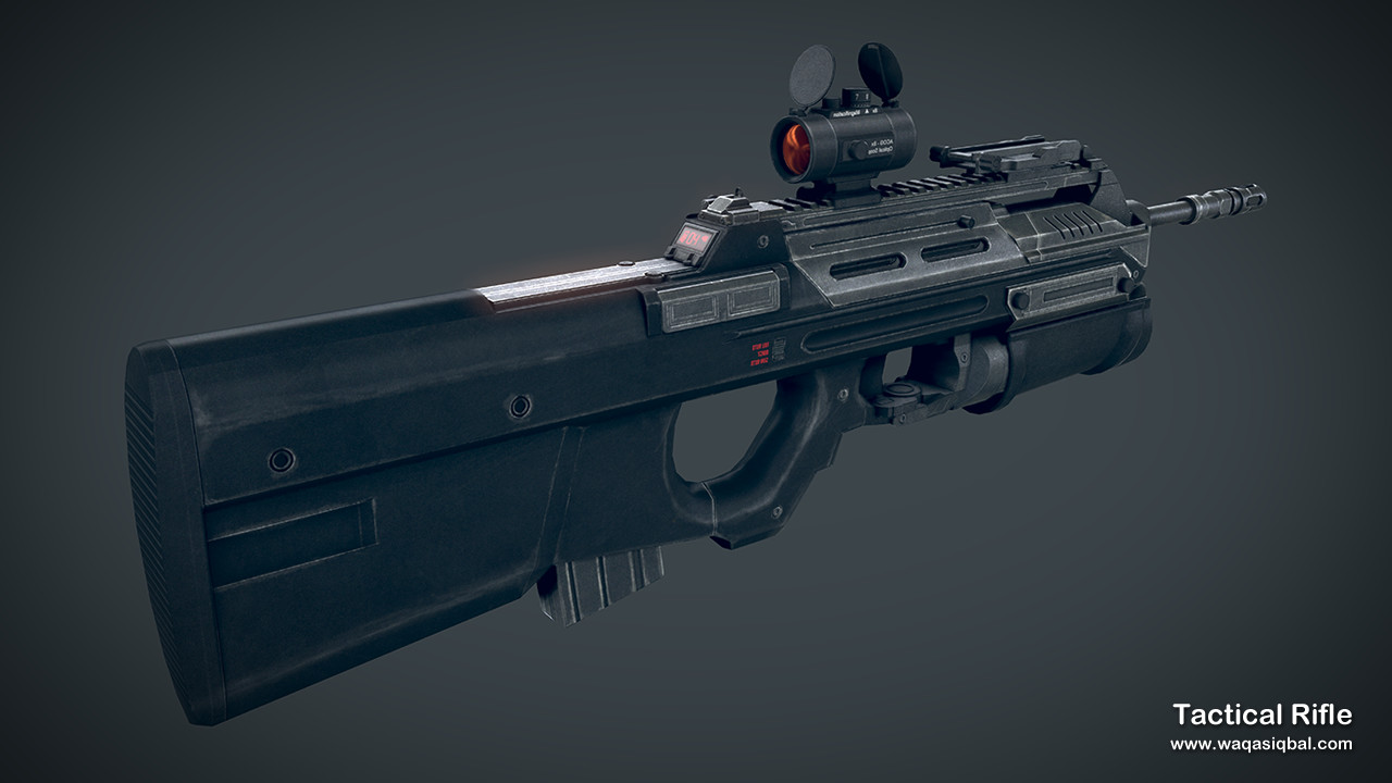 Waqas iqbal item tacticalrifle render 2