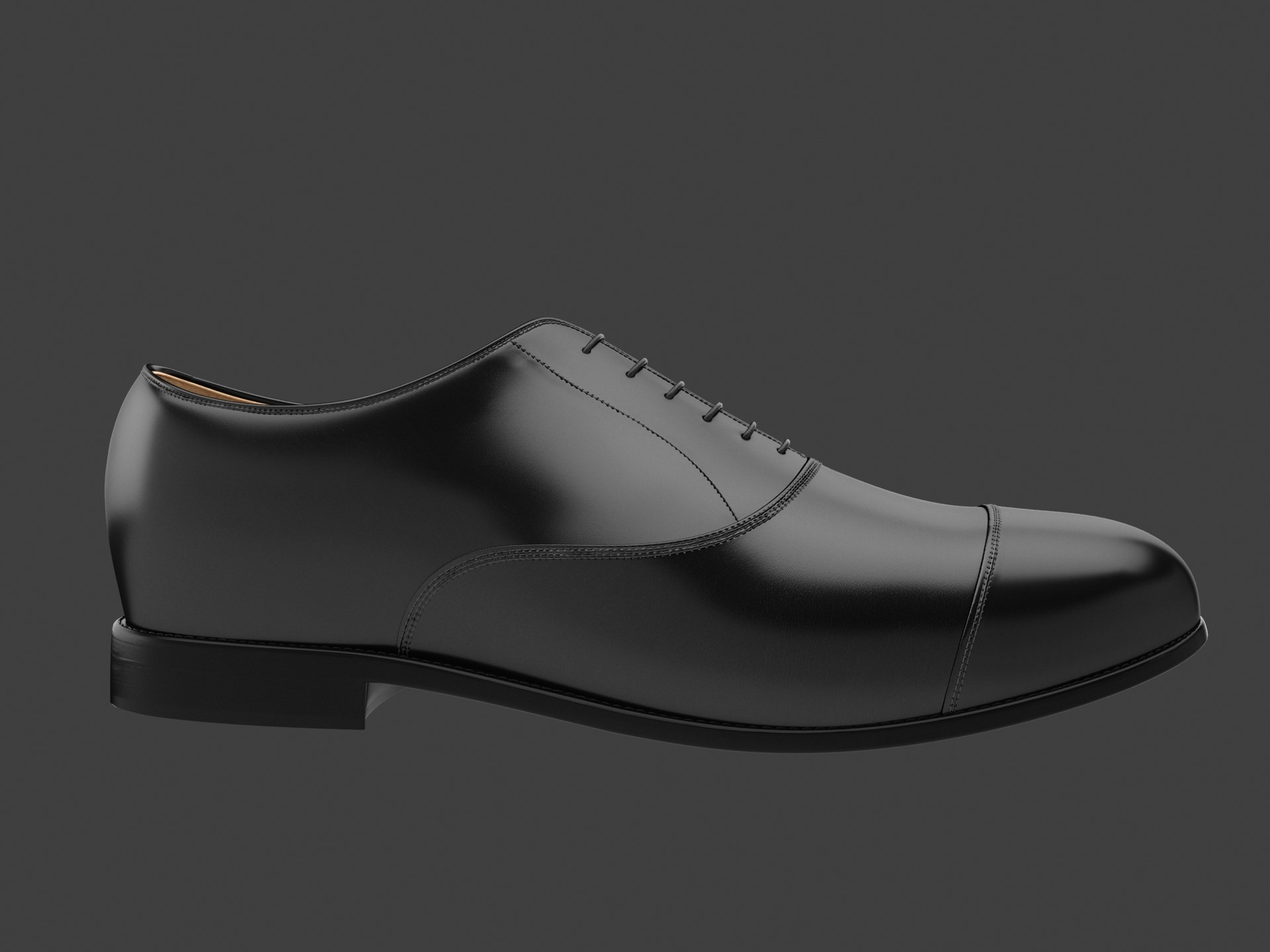 ArtStation - Shoes 3d Model, Bruno Gonçalves