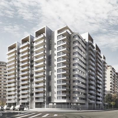 Play time architectonic image ingennus urban consulting ebrosa viviendas zaragoza 1r premio