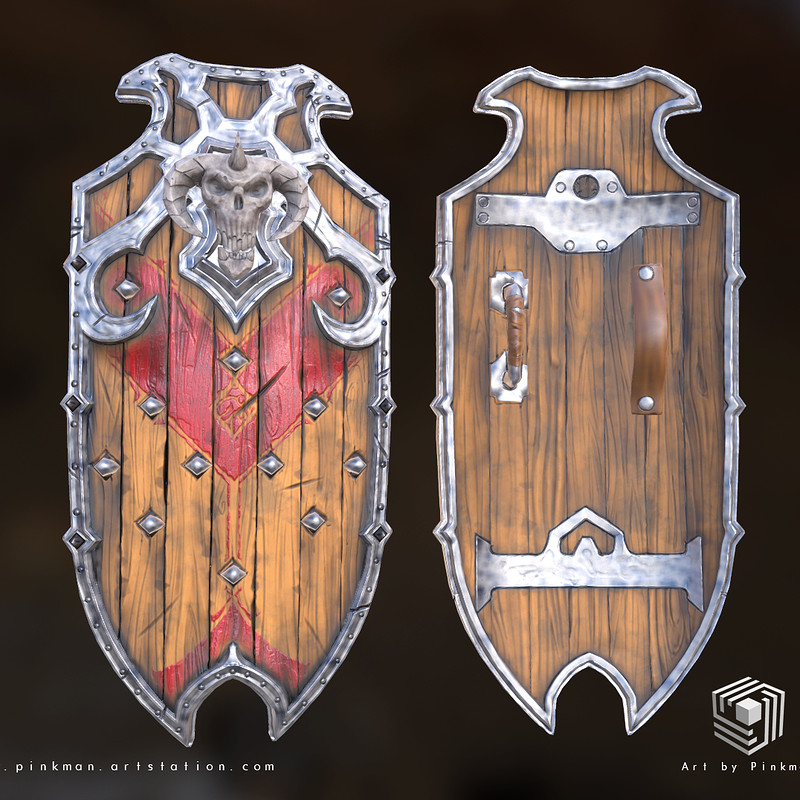 Artyom Vlaskin's Shield