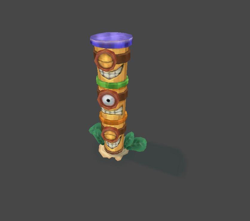 Decor Totem Tall