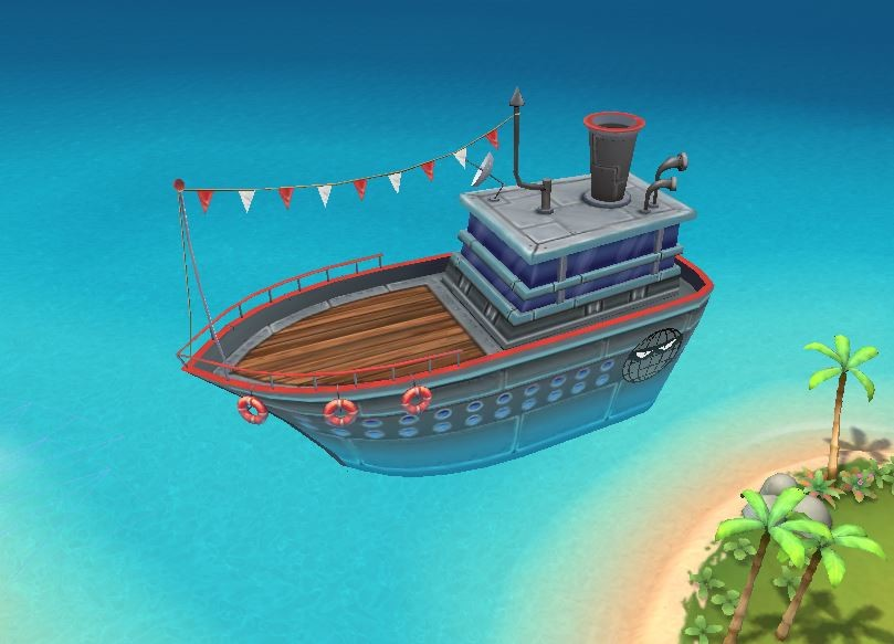 Alan curtis unique cruiseship