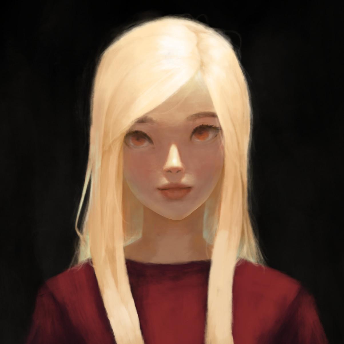 TONYA: Blond Experiment