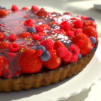 Yegor smirnov berries dessert