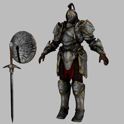 Joseph bradascio knight 3