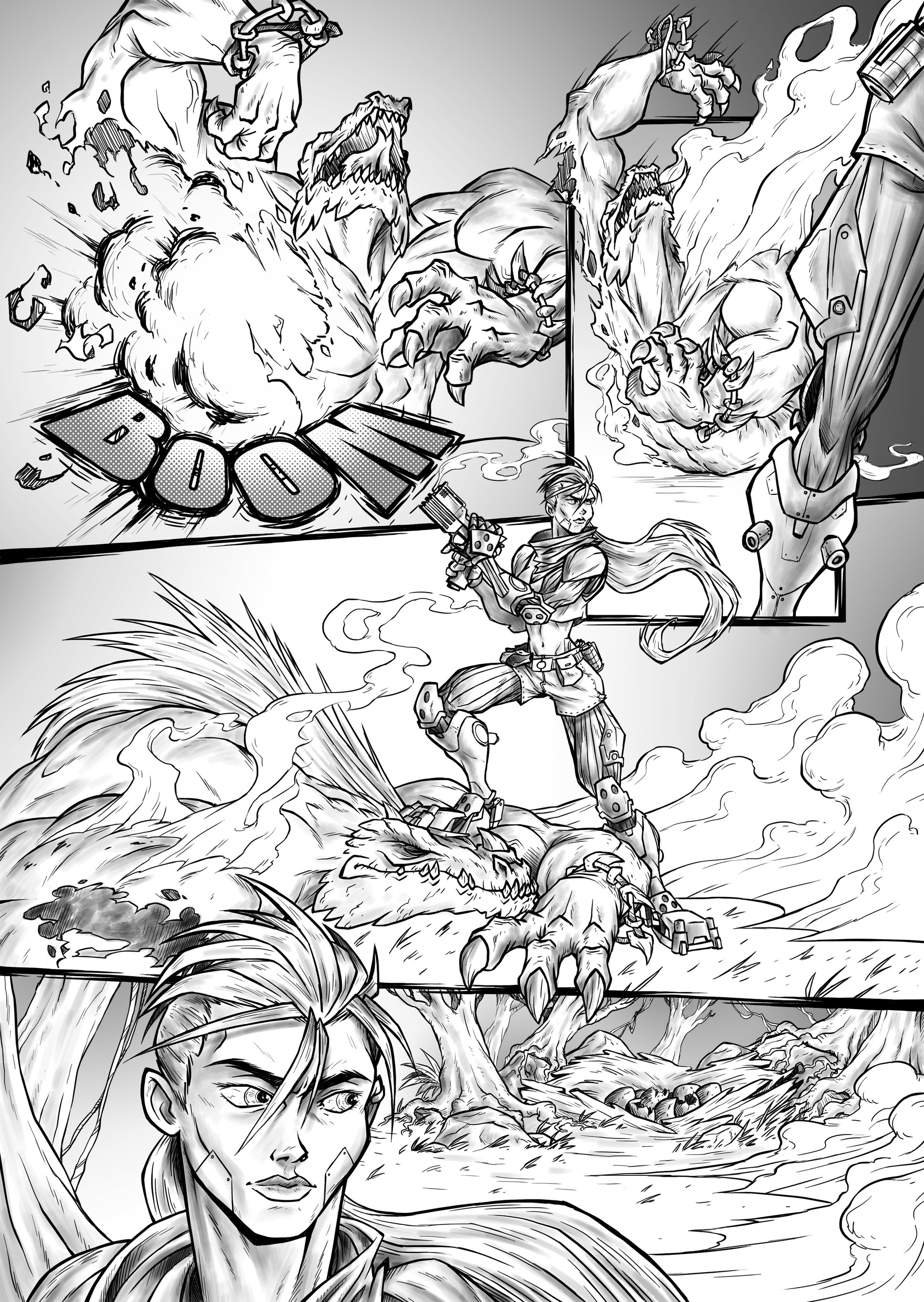 Max haig bounty huntrer page6