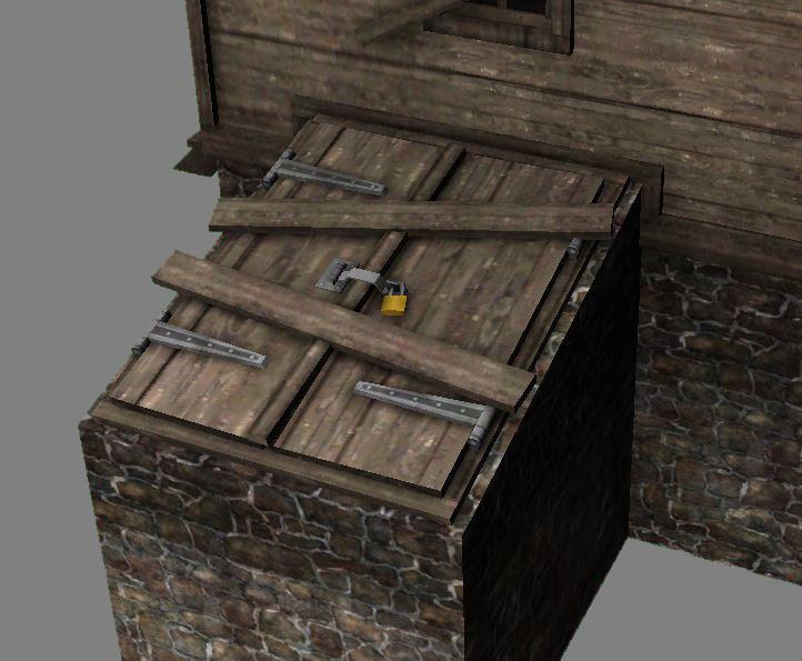 Abandoned Cabin 04