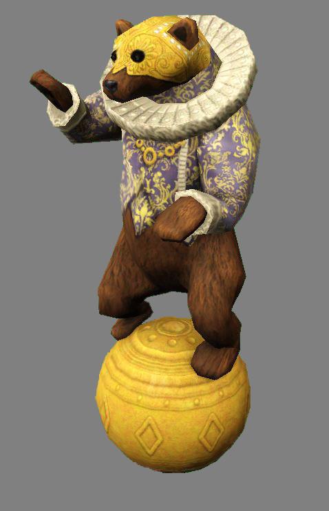 Sculpture Bear